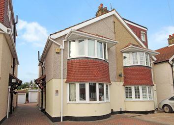 Thumbnail 3 bed semi-detached house for sale in Charmouth Road, Welling, Kent