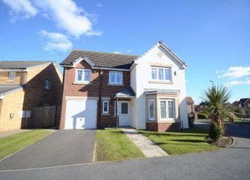 Thumbnail 4 bed detached house for sale in Beadnell Drive, East Shore Village, Seaham