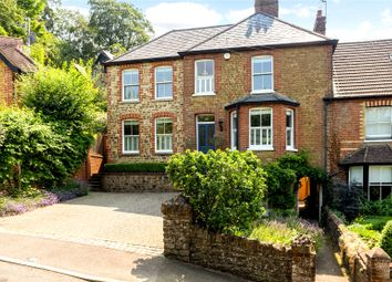 Thumbnail Semi-detached house for sale in Grove Road, Godalming, Surrey