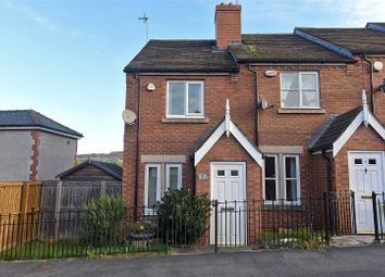 Thumbnail 2 bed end terrace house for sale in Riverside Close, Conisbrough, Doncaster