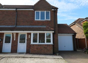 Thumbnail 2 bed semi-detached house to rent in St Martins Park, Owston Ferry