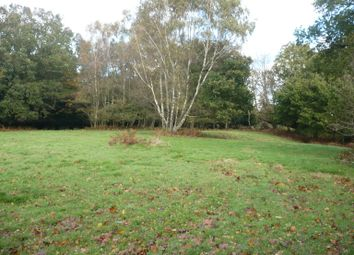 Thumbnail Land for sale in Crowborough Road, Nutley