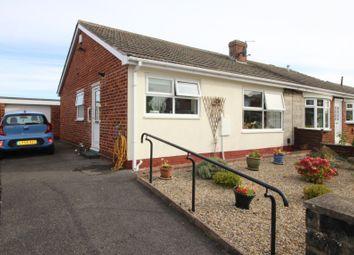 Thumbnail 2 bed semi-detached bungalow for sale in Cayton Drive, Wolviston Court, Billingham
