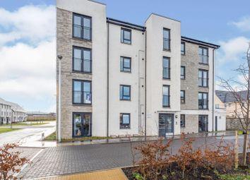 Thumbnail 2 bed flat for sale in 39 Craw Yard Drive, Edinburgh