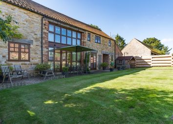 Thumbnail 4 bed barn conversion to rent in Stroxton, Grantham