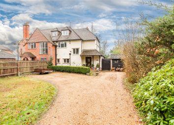 Horseshoe Lane, Ash Vale, Surrey GU12. 4 bed semi-detached house for sale