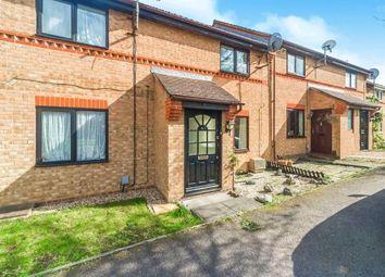 Thumbnail 2 bedroom terraced house for sale in Poppyfields, Bedford, Bedfordshire
