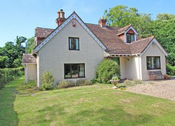 3 bed detached house for sale in Barnes Lane, Milford On Sea, Lymington SO41