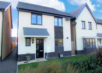 Thumbnail 4 bed detached house for sale in Shearwater Way, Seaton