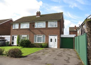 Thumbnail 3 bed semi-detached house for sale in Heathlands Road, Chandlers Ford, Eastleigh