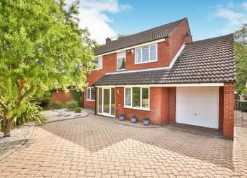 4 bed detached house for sale in Maple Drive, Taverham, Norwich NR8