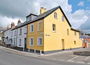 Thumbnail 3 bed end terrace house to rent in Temple Street, Sidmouth