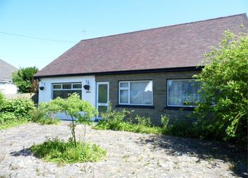 Thumbnail 3 bed detached bungalow for sale in Well Street, Laleston, Bridgend, Mid Glamorgan