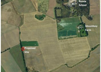Thumbnail Land for sale in Rossie, Montrose, Angus