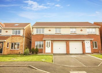 3 bed semi-detached house for sale in Holyfields, West Allotment, Whitley Bay NE27