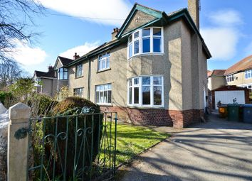 Thumbnail 4 bedroom semi-detached house for sale in Barton Road, Lancaster