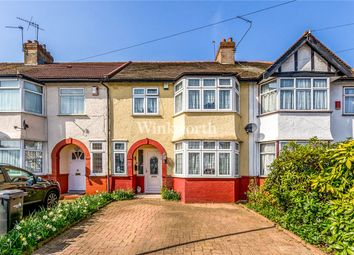 Thumbnail 3 bed terraced house for sale in Munster Gardens, London