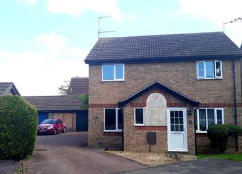 Thumbnail 2 bed semi-detached house to rent in Felton Way, Ely