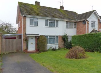 Thumbnail 3 bed semi-detached house for sale in Cliffords Way, Bourne End
