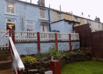 Thumbnail 2 bed cottage for sale in Hafod Fan Terrace, Six Bells, Abertillery.