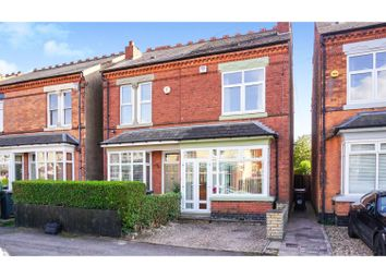 Thumbnail 3 bed semi-detached house for sale in Sheffield Road, Sutton Coldfield