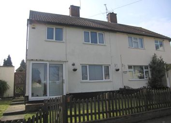Thumbnail 3 bed semi-detached house to rent in Trefoil Close, Ipswich