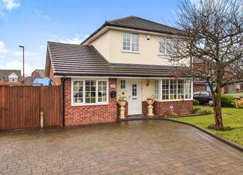 Thumbnail 4 bed detached house for sale in Warrington Drive, New Oscott, Birmingham