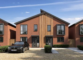 Thumbnail 2 bed semi-detached house for sale in Clementine Gardens, Ipswich