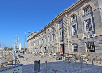 Thumbnail 1 bed flat for sale in Mills Bakery, Royal William Yard, Stonehouse, Plymouth