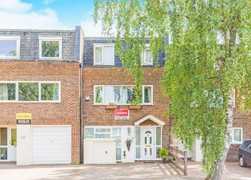 Thumbnail 3 bed town house for sale in Hazeldown Road, Rownhams, Southampton