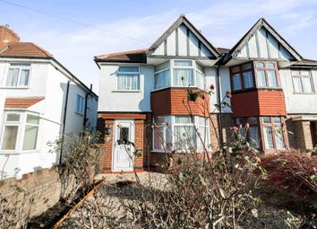 Thumbnail 3 bed semi-detached house for sale in Warham Road, Harrow