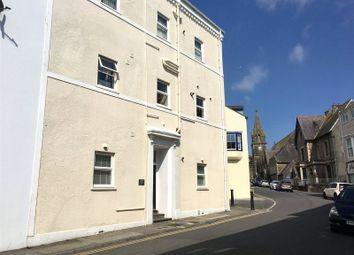 Thumbnail 2 bed flat for sale in Flat 5, Newton House, Warren Street, Tenby