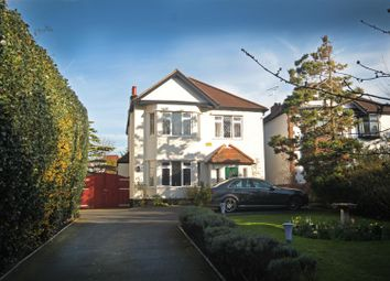 Thumbnail 4 bed detached house for sale in Park Crescent, Southport