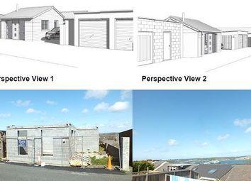 Thumbnail Land for sale in Part Constructed Property To Re, Milton Terrace, Pembroke Dock, Pembrokeshire