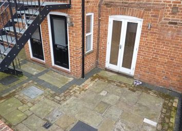 Thumbnail 1 bed flat to rent in High Street, Haverhill, Suffolk