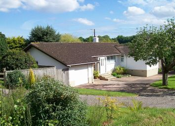Thumbnail 3 bed bungalow for sale in Lower Shillingford, Shillingford Abbot, Exeter, Devon