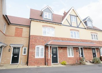 Thumbnail 3 bed terraced house for sale in Hilton Close, Kempston