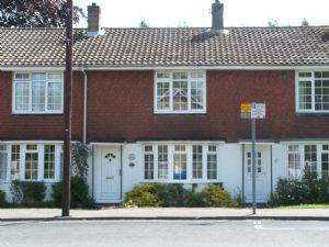 Thumbnail 2 bed semi-detached house to rent in Lyndhurst Close, Crawley
