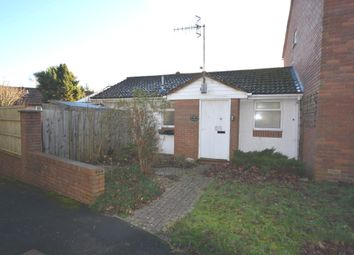 Thumbnail 1 bedroom bungalow for sale in Mapperton Close, Canford Heath, Poole