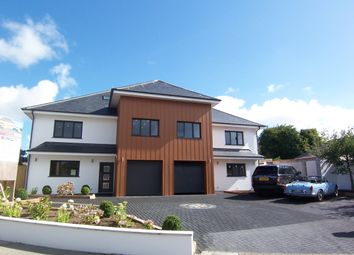 Thumbnail 4 bed detached house for sale in La Grande Route De Noirmont, St Brelade