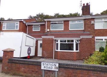 Thumbnail 3 bed semi-detached house for sale in Station Road, Gateacre, Liverpool, Merseyside