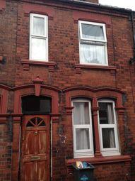 Thumbnail 3 bedroom terraced house to rent in Ashford Street, Shelton, Stoke On Trent