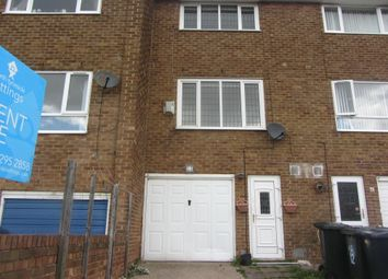 Thumbnail 3 bed town house to rent in Banbury Gardens, Wallsend