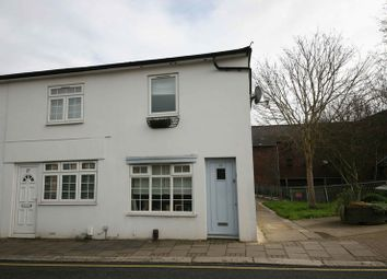 Thumbnail 2 bed end terrace house for sale in Windmill Road, Brentford, London