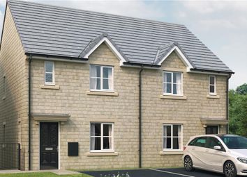 """Thumbnail 3 bedroom semi-detached house for sale in """"The Lindley"""" at Weatherhill Road, Lindley, Huddersfield"""