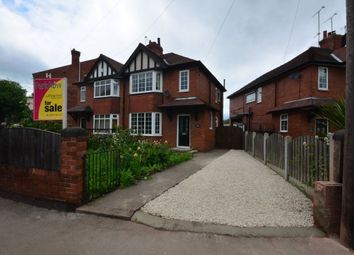 Thumbnail 3 bed semi-detached house to rent in The Green, South Kirkby, Pontefract