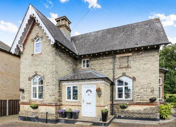Thumbnail 3 bed detached house for sale in West Drive, Arlesey, Bedfordshire, England
