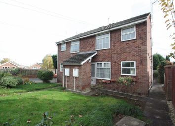 Thumbnail 1 bed flat to rent in Millstone Close, Ackworth, Pontefract
