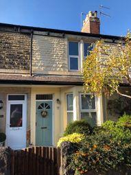 Thumbnail 2 bed terraced house to rent in Regent Terrace, Harrogate