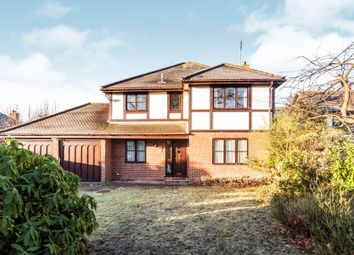 Thumbnail 4 bed detached house to rent in Fernbank, Finchampstead, Wokingham